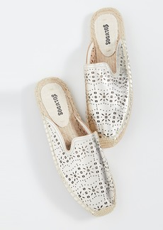 Soludos Ami Perforated Mules