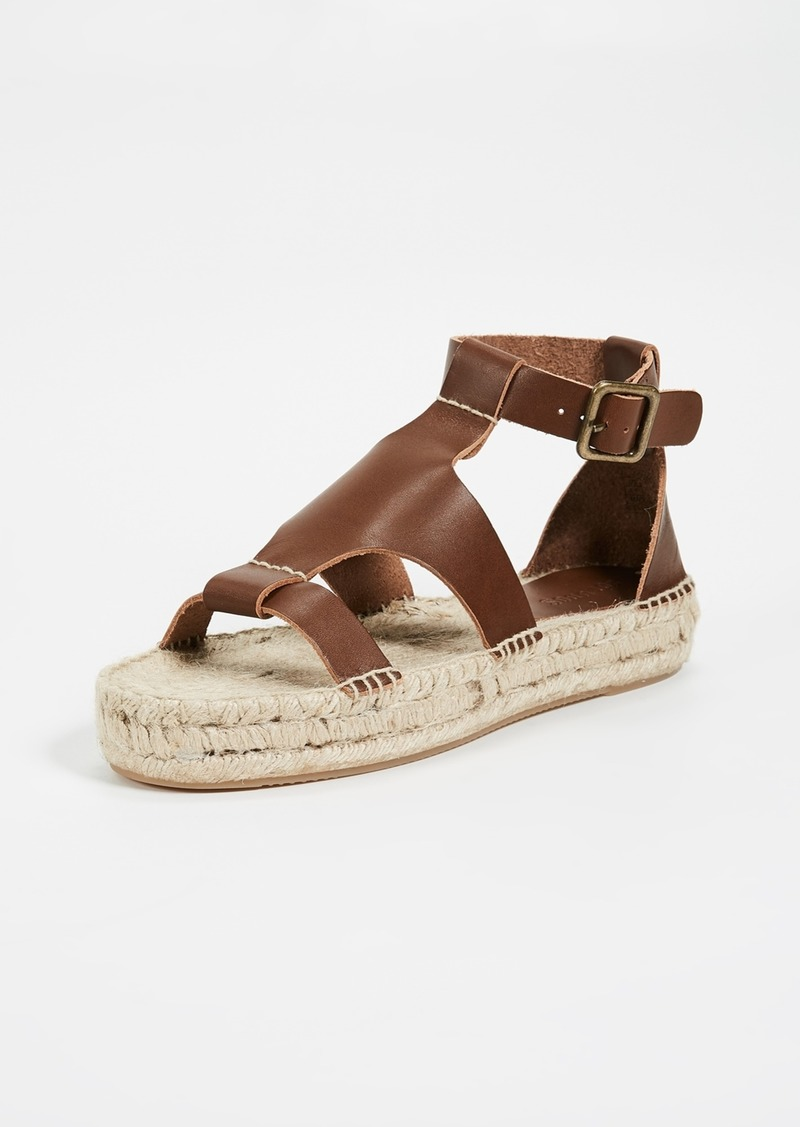 cac36ee1e91 Soludos Soludos Banded Shield Sandals Now  64.50