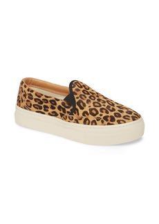 Soludos Bondi Genuine Calf Hair Slip-On Sneaker (Women)