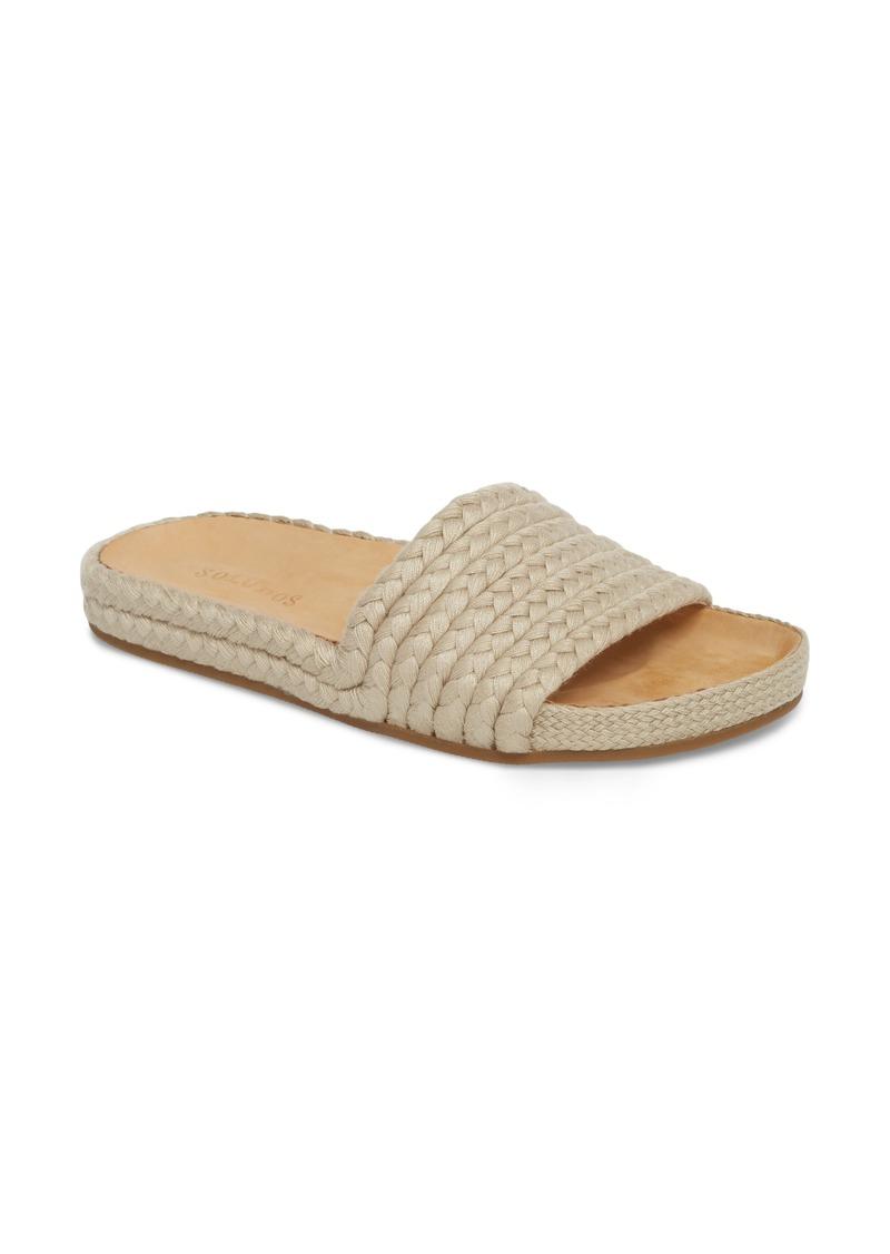 8b3ff566b21c Soludos Soludos Braided Slide Sandal (Women)