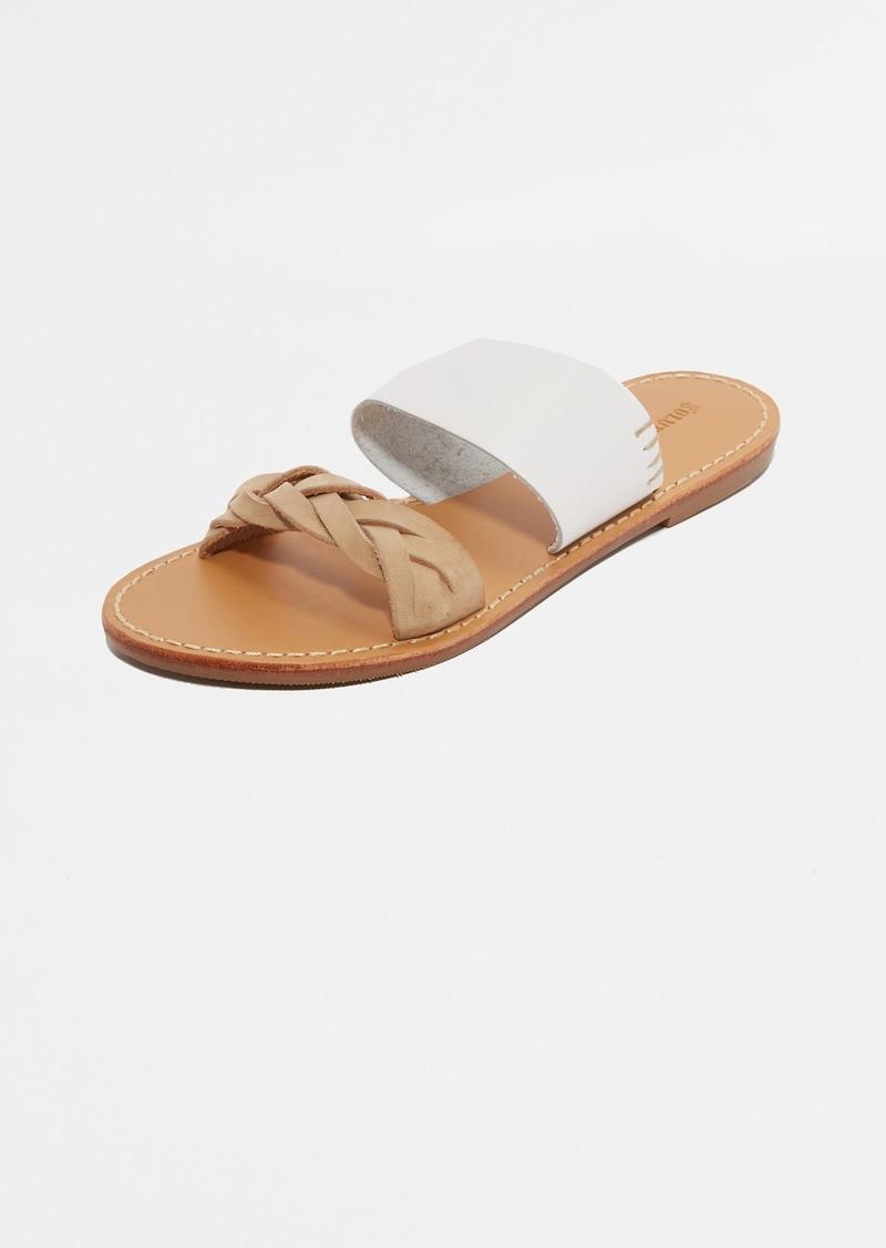e68cacf790e0 Soludos Soludos Braided Slide Sandals