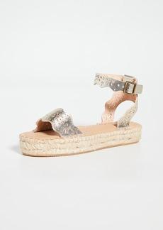 Soludos Cadiz Wave Sandals