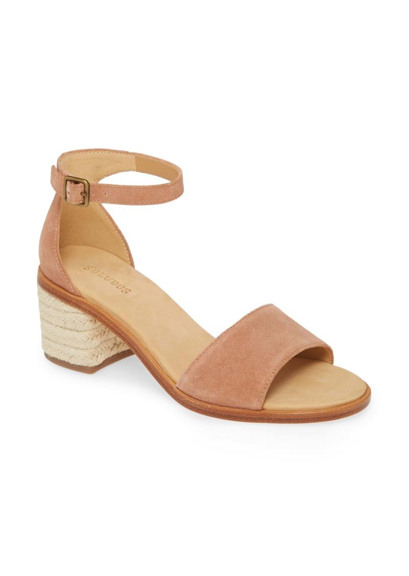 Soludos Capri Espadrille Heel Sandal (Women)