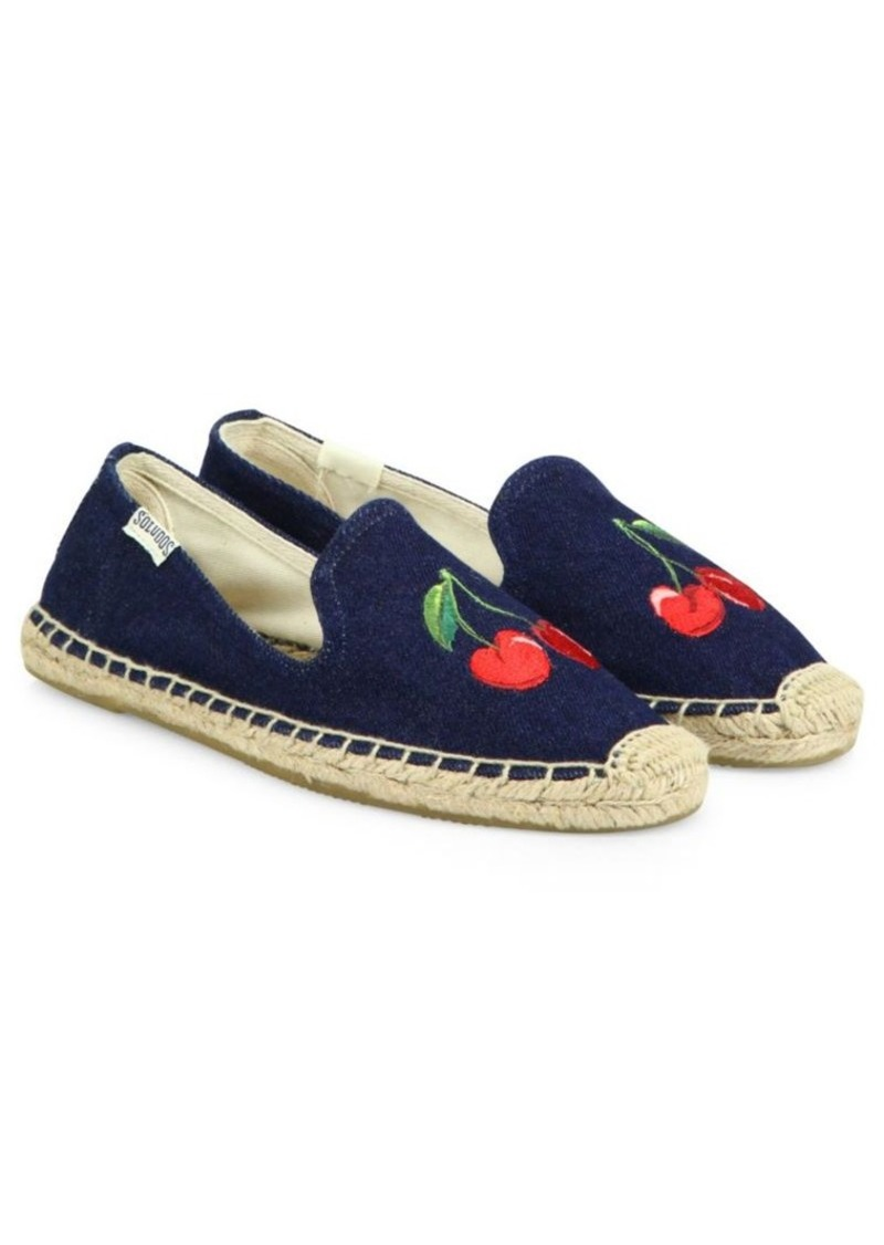 daa29c37f Soludos Soludos Cherry Espadrille Flats   Shoes