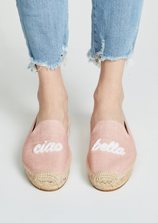 Soludos Ciao Bella Smoking Slippers