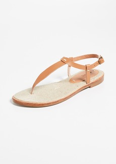 Soludos Classic Leather Flip Flops