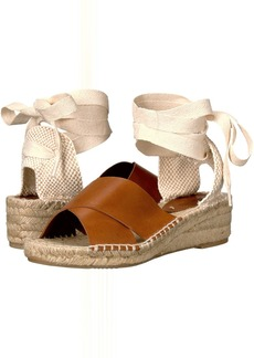 Soludos Crisscross Demi Wedge
