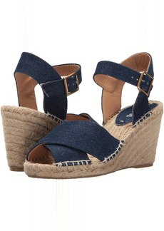 Soludos Crisscross Wedge
