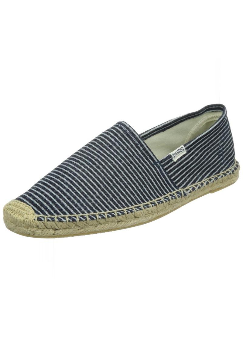 Soludos Dali Stripe Men's Original Classic Sandal   D US
