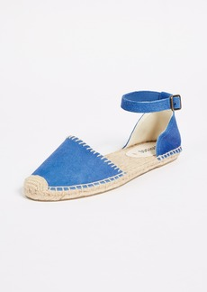 Soludos D'Orsay Espadrille Flats