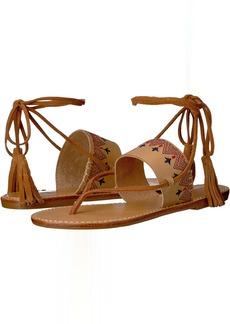 Soludos Flat Lace-Up Sandal