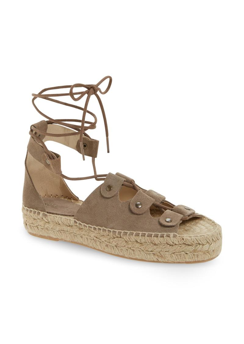 c47236abd71 Soludos Soludos Ghillie Platform Sandal (Women)