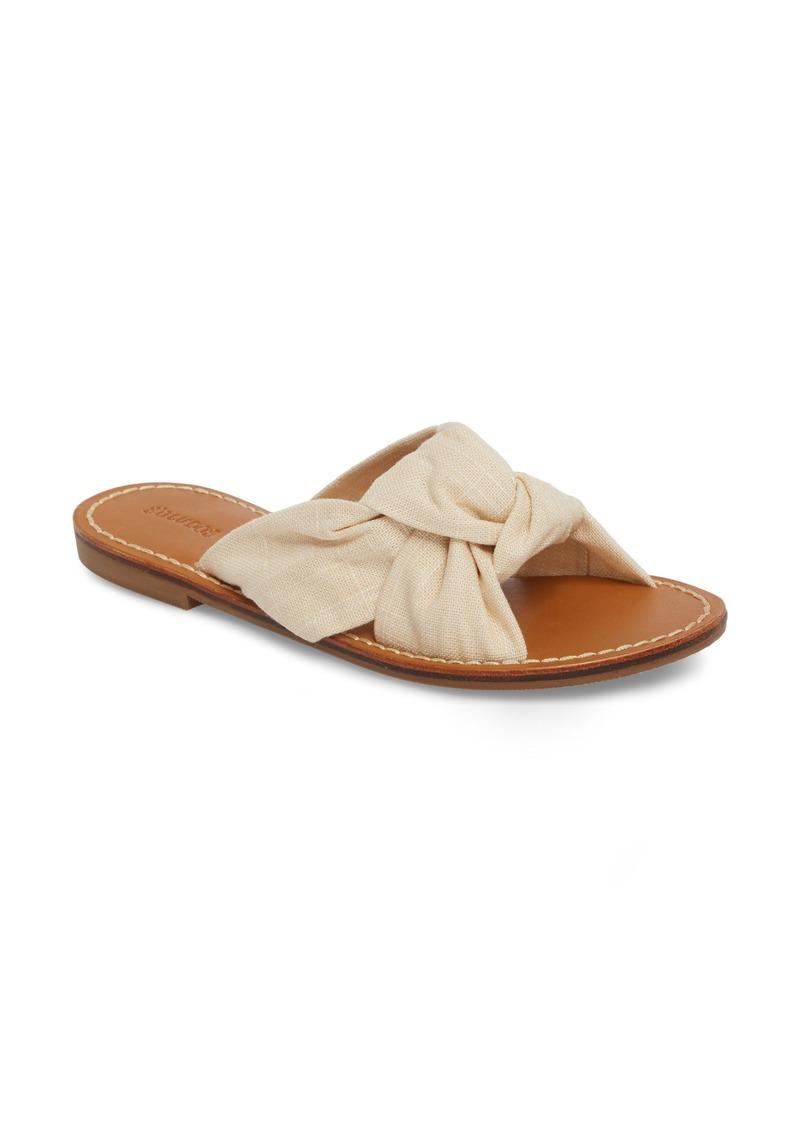 d1eb17db821d Soludos Soludos Knotted Slide Sandal