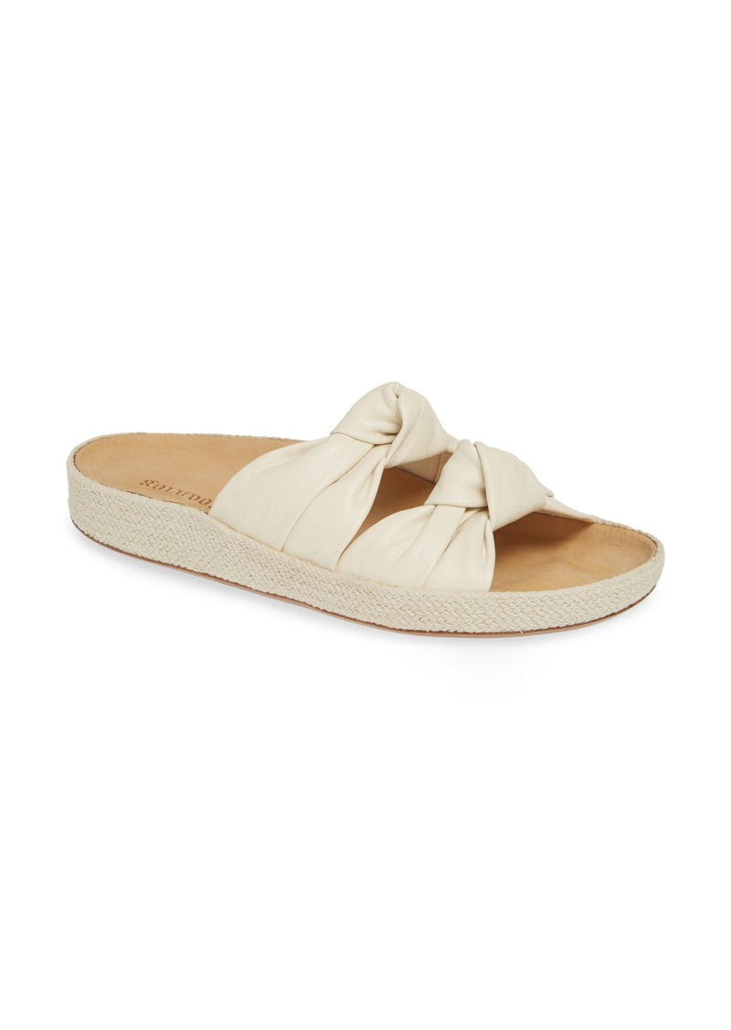 0c67172246f7 Soludos Soludos Knotted Slide Sandal (Women)