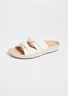 Soludos Knotted Summer Slide Sandals