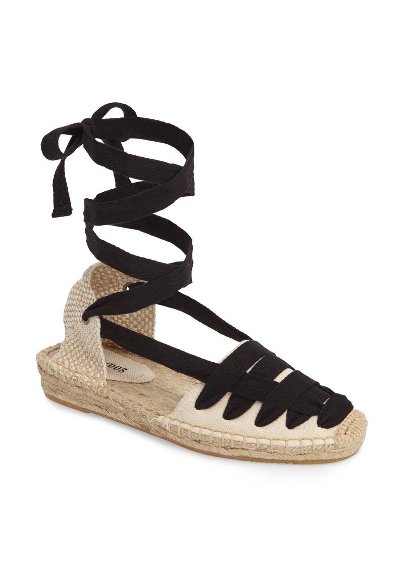 de425a405f98d Soludos Soludos Lace-Up Espadrille Sandal (Women)
