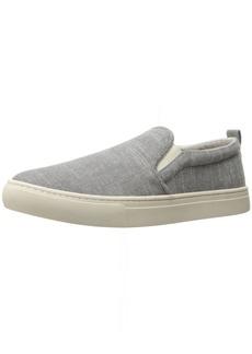 Soludos Men's Linen Slip On Sneaker Sandal  12 D US