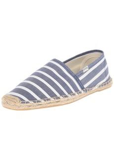 Soludos Men's Original Classic Stripe Sandal  12 D US