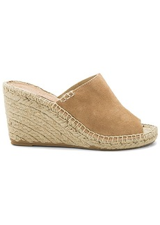 Soludos Mule Wedge in Beige. - size 10 (also in 6,7,8)