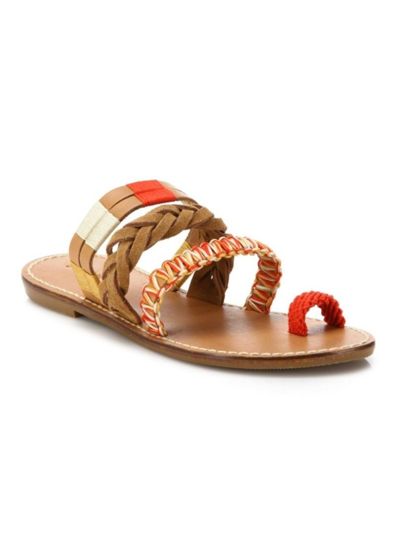 Soludos Multi Bracelet Slide Sandals