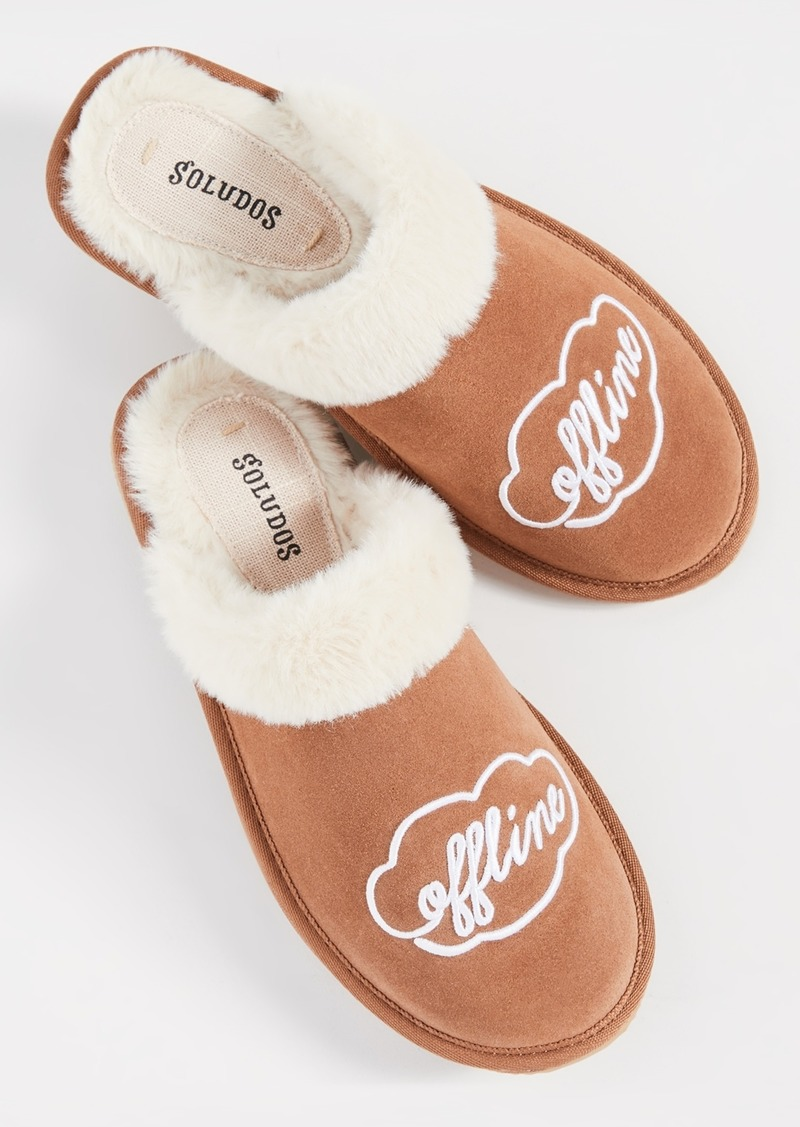 Soludos Offline Cozy Slippers