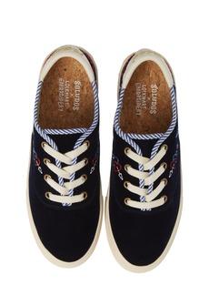 Soludos Paris Platform Sneaker (Women)