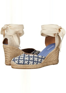 Soludos Pattern Tall Wedge