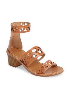 Soludos Perforated Ankle Strap Sandal (Women)