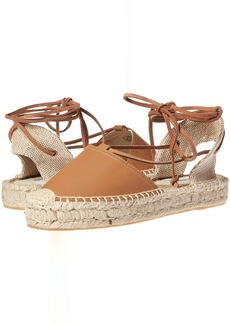 Soludos Platform Gladiator Sandal Leather