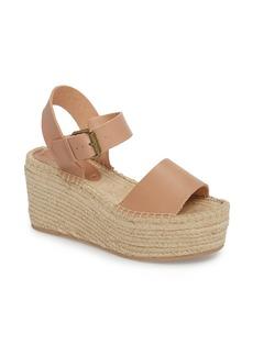 Soludos Platform Wedge Sandal (Women)