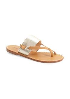 Soludos 'Slotted' Thong Sandal (Women)