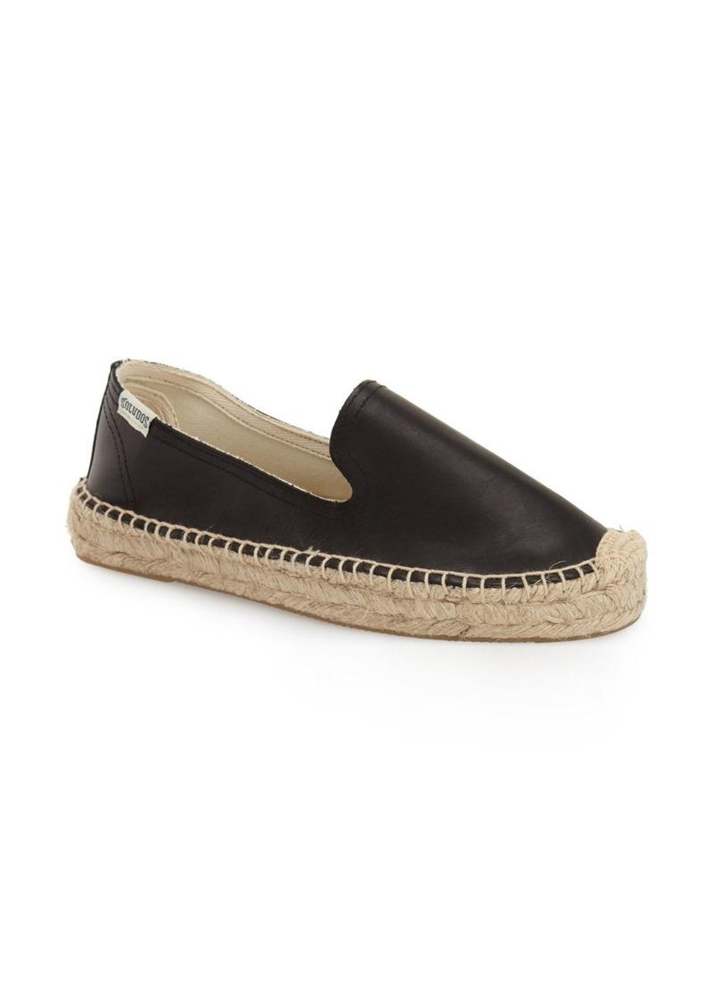 Soludos 'Smoking' Espadrille Platform Shoe (Women)