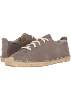 Soludos Suede Lace-Up Sneaker