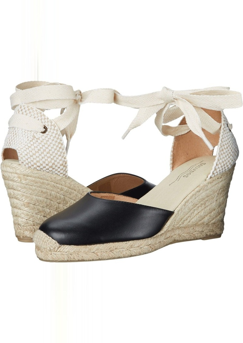 4b7b43e61291 SALE! Soludos Soludos Tall Wedge Leather