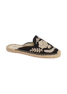 Soludos Tuileries Embroidered Mule (Women)