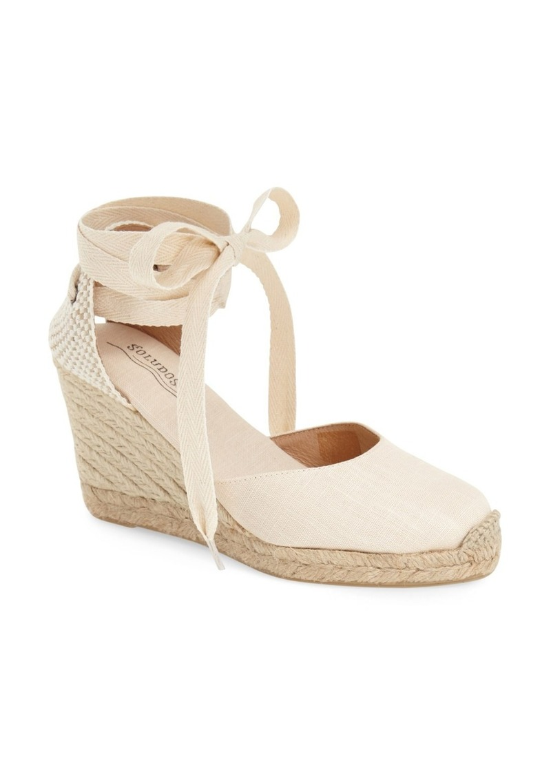 21a3346105f Wedge Lace-Up Espadrille Sandal (Women)