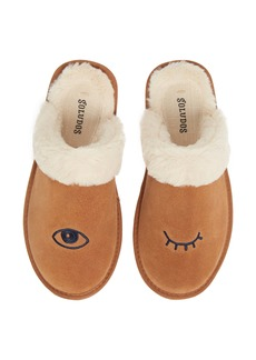Soludos Wink Faux Fur Slipper (Women)