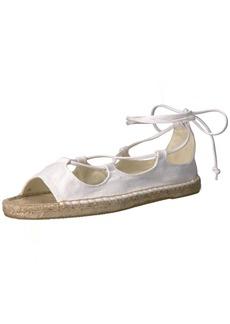Soludos Women's Biarritz Gladiator Sandal  5.5 B US