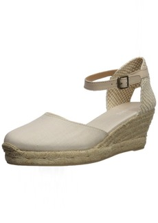 Soludos Women's Closed-Toe Midwedge (70mm) Espadrille Wedge Sandal  11 Regular US