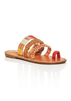 Soludos Women's Multi Band Slide Sandals