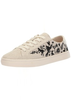 Soludos Women's OTOMI LACE UP Sneaker   B US