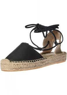 Soludos Women's Platform Gladiator Sandal  7.5 B US