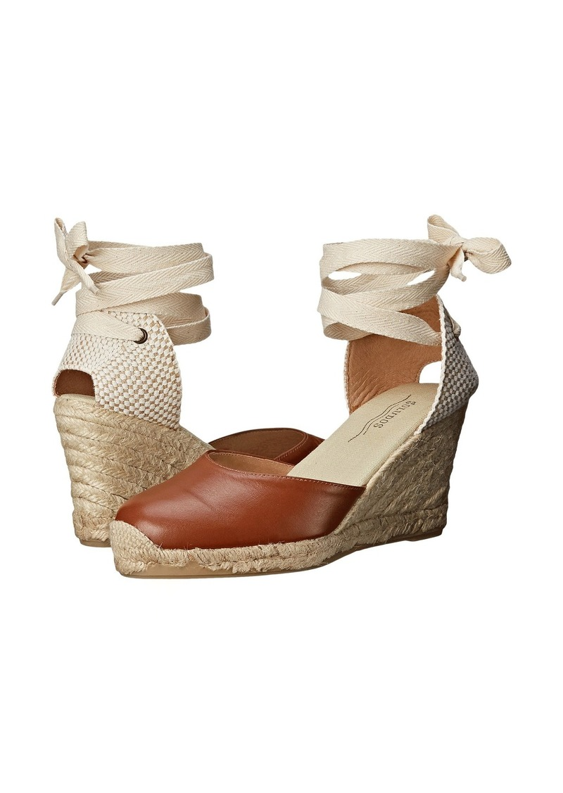 Soludos Tall Wedge Leather