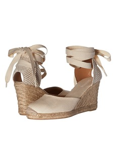 Soludos Tall Wedge Linen