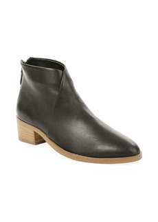 Soludos Venetian Leather Booties