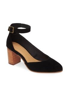 Women's Soludos Gemma Ankle Strap Pump