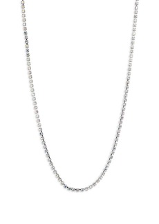 Something Navy Rhinestone Necklace (Nordstrom Exclusive)