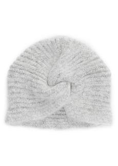 Something Navy Turban Beanie (Nordstrom Exclusive)