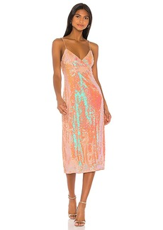 Song of Style Lionel Midi Dress
