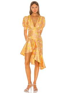 Song of Style Mariel Midi Dress